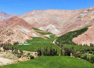imagen Valle del Elqui, en Chile:…