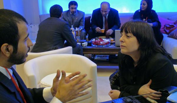 imagen Entrevista a Mohammed Balooshi, responsable…