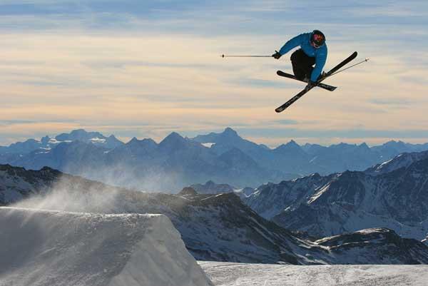 Esquí en Valle d'Aosta