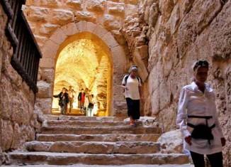 Castillo de Ajlun, en Jordania