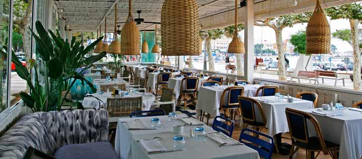 La Corniche, Hotel Trias