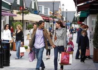imagen Kildare Village: el shopping perfecto…