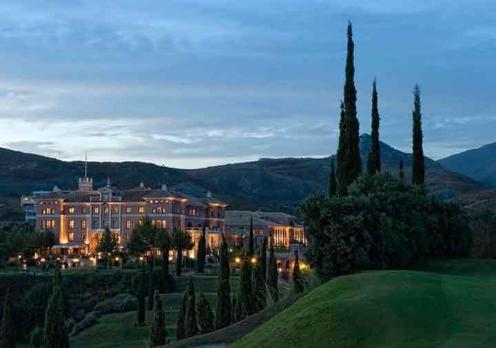 Hotel Villa de Padierna