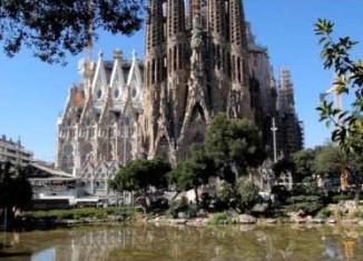 imagen La Sagrada Familia, Barcelona