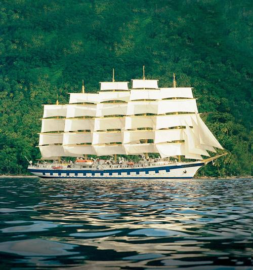 Una escapada por el Mediterráneo a bordo de Star Clippers