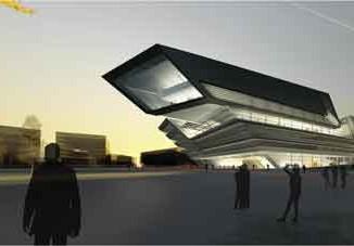 imagen Famosos arquitectos construyen en Viena