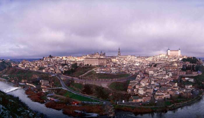 Panorámica de Toledo. Foto Ayuntamiento de Toledo