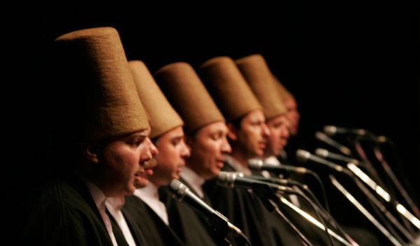 imagen Manifestaciones culturales en Turquía: Sema…