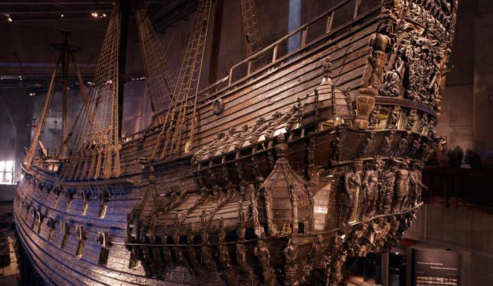 Museo Vasa. Autor Ola Ericson.