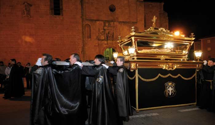 Viernes Santo en El Burgo de Osma