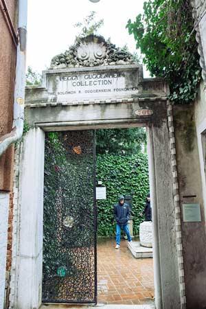 Colección Peggy Guggenheim Flaminia Pelazzi