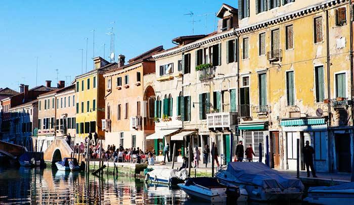 Fondamenta della Misericordia, uno de los lugares más típicos de Cannaregio © Flaminia Pelazzi