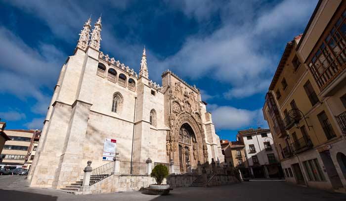 Iglesia Santa María La Real de Aranda de Duero
