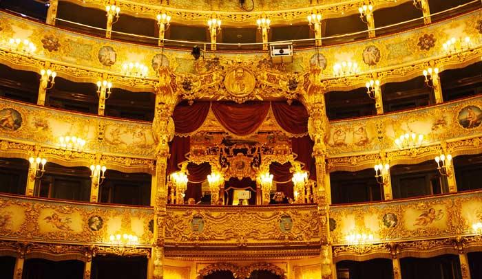Teatro La Fenice © Flaminia Pelazzi