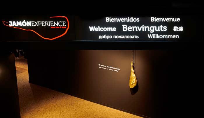 Jamón Experience, el primer centro divulgativo del mundo dedicado al jamón