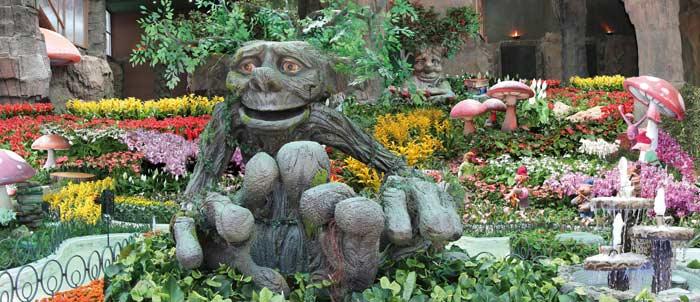 Jardín Encantado de Marina d'Or