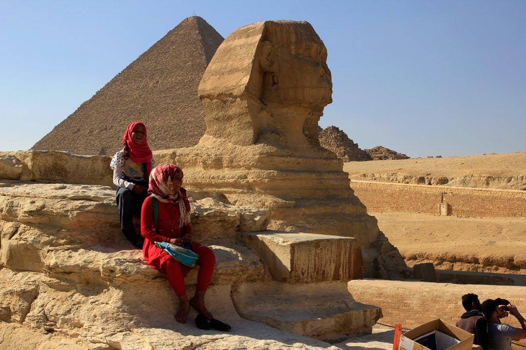 video de egipto: