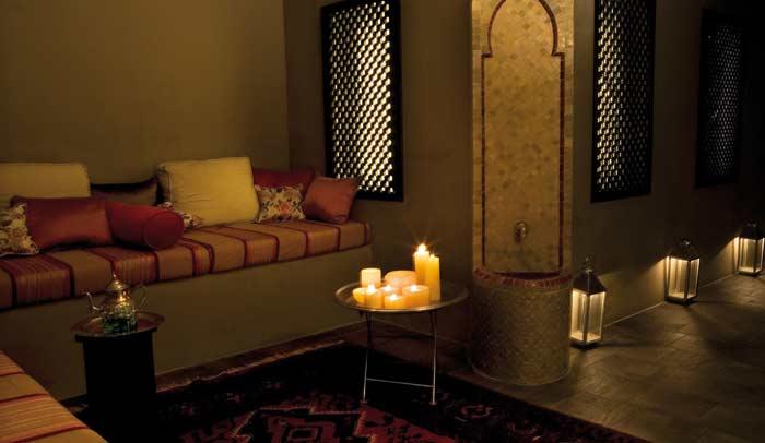 Sala relajación © Rituels d'Orient