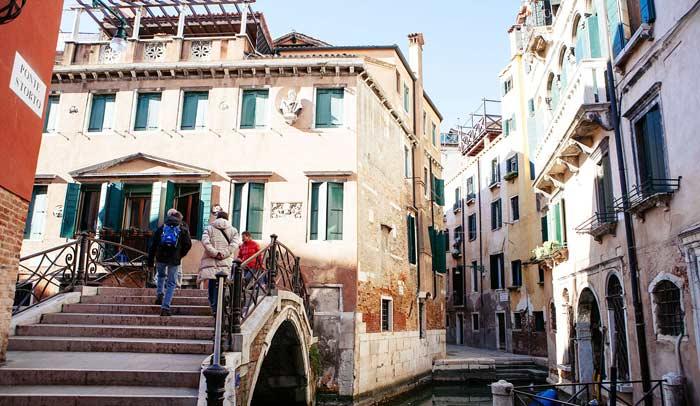 Barrio de San Polo Flaminia Pelazzi