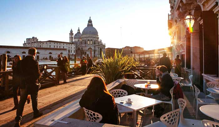 Terraza barrio de San Marco © Flaminia Pelazzi