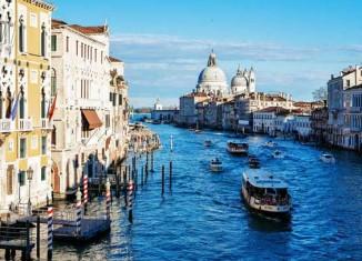 Vista del Gran Canal desde el Puente de la Academia © Flaminia Pelazzi