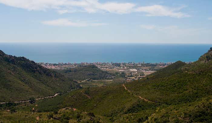 Parque Natural del Desierto de las Palmas © Miguel Ángel Muñoz Romero
