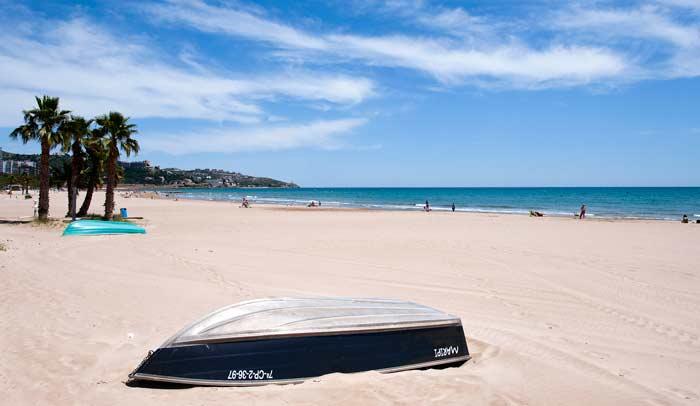 Playa de Benicàssim © Miguel Ángel Muñoz Romero