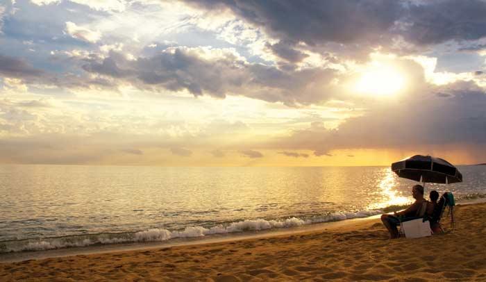 Punta del Este es muy conocida por sus playas