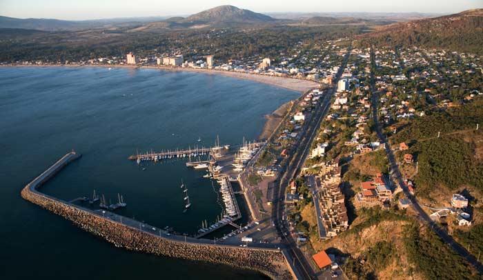 Puerto Piriápolis © Indias Ministerio de Turismo y Deporte de Uruguay