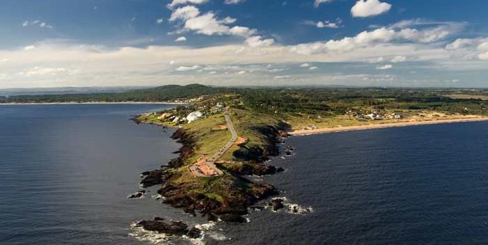 Punta Ballena © Kromópolis Ministerio de Turismo y Deporte de Uruguay