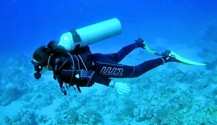 Aqaba es un lugar perfecto para practicar submarinismo