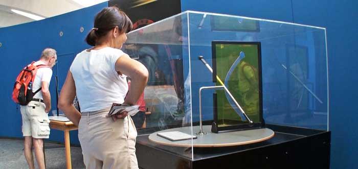 Exploratorio, en el Museo de las Ciencias Príncipe Felipe