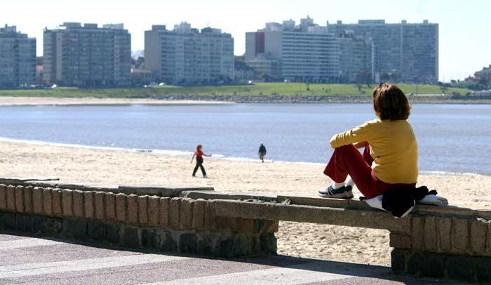 Rambla de Montevideo © Enrique Perez Ministerio de Turismo y Deporte de Uruguay