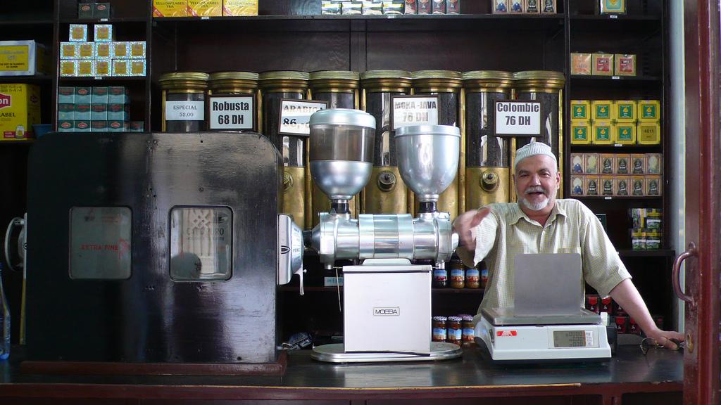 Café Las Campanas. Foto Juanan_Ruiz Licencia CC