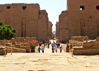 imagen Templo de Karnak, Egipto