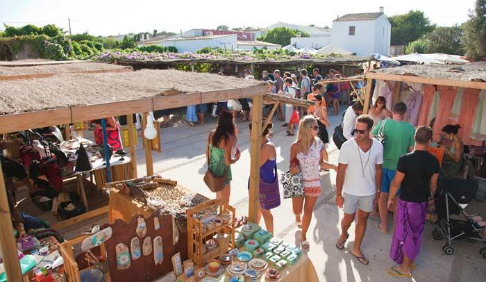Mercado de la Mola © Alfredo Montero