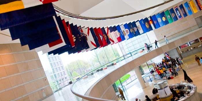 National Constitution Center © PCVB