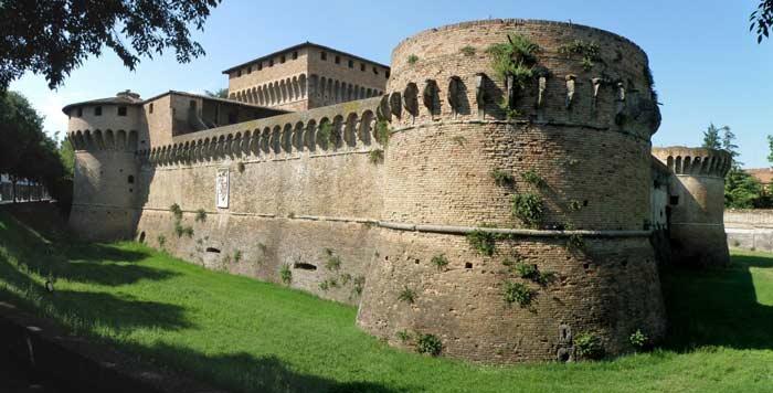 Rocca di Ravaldino, Forlì © Emilia Romagna Turismo