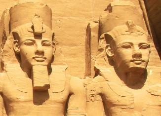 Templo de Riamsese-Meryamun, en Abu Simbel