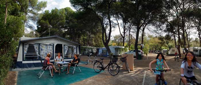 Camping Tamarit