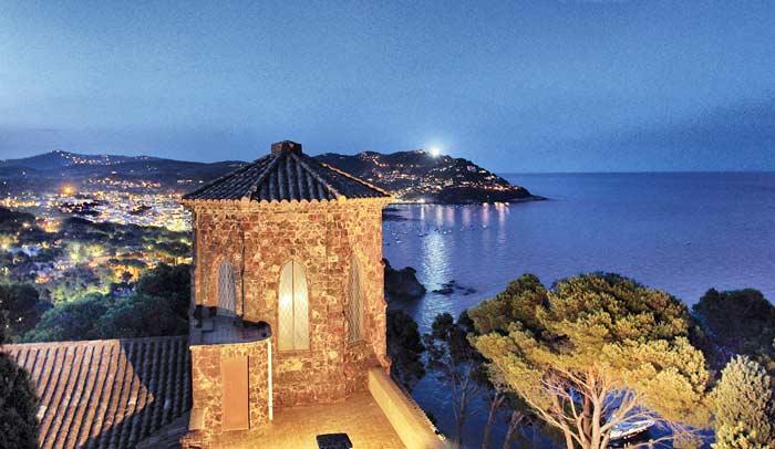 Cap Roig, en Calella de Palafrugell
