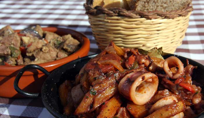 Gastronomia de Formentera © Moonkoala