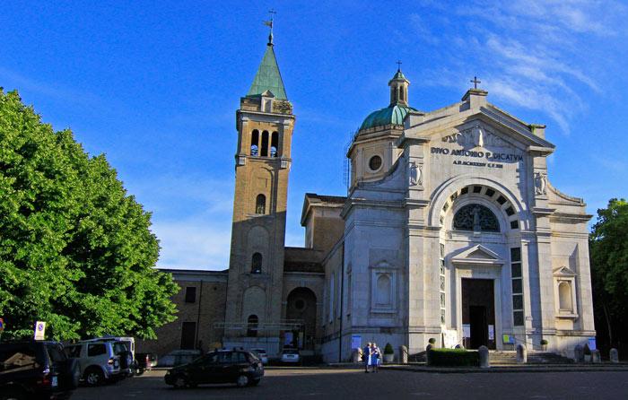 Iglesia de San Antonio de Padua de Predappio