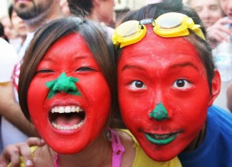 imagen La Tomatina, Buñol (Bunyol)