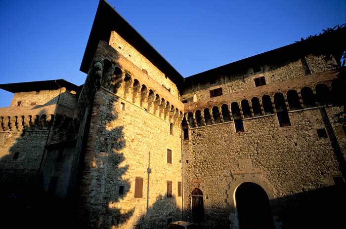 Terra del Sole. Castillo del Capitán. © Emilia Romagna Turismo.