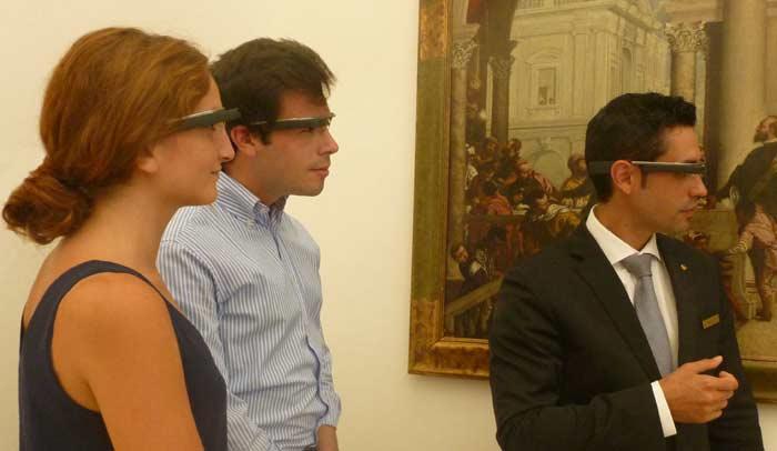Abadía Retuerta LeDomaine, primer hotel de España que ofrece Google Glass a sus clientes
