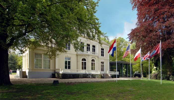 Museo Airborne Hartenstein. Foto Liberation Route Europe Foundation.