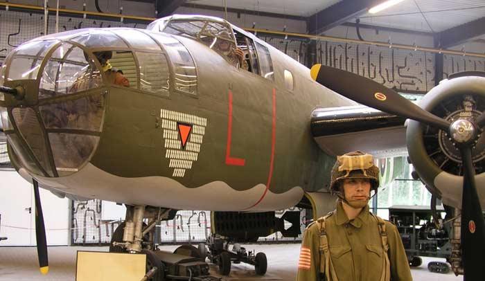 Museo Nacional de Liberación 1944-1945, en Groesbeek. Foto Liberation Route Europe Foundation.