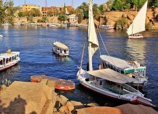 imagen Nilo, Egipto