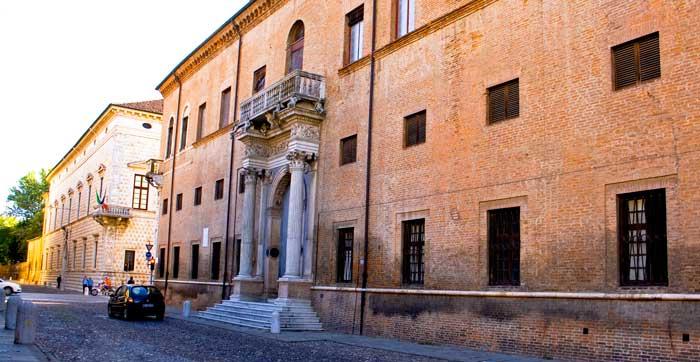 Palacios de Corso Ercole I d'Este